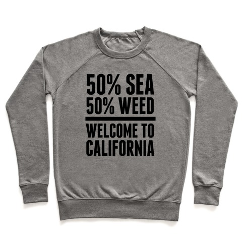 Welcome To California Pullover