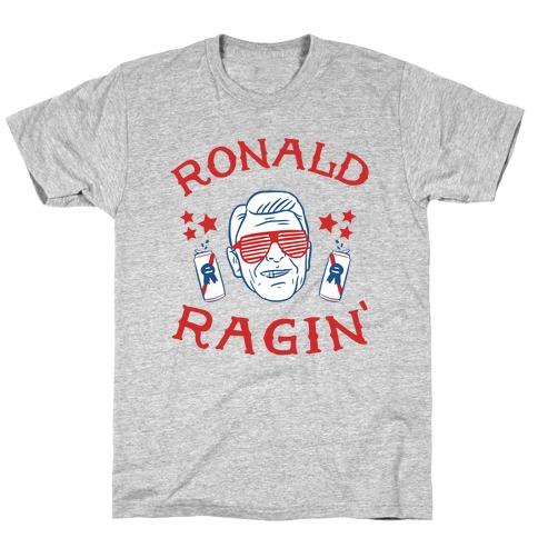 Ragin' Reagan T-Shirt