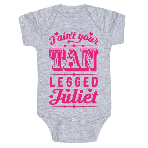 Tan legged juliet