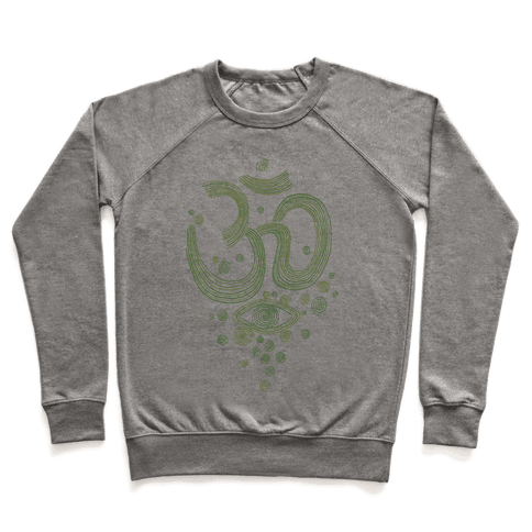 Om And Eye Pullover