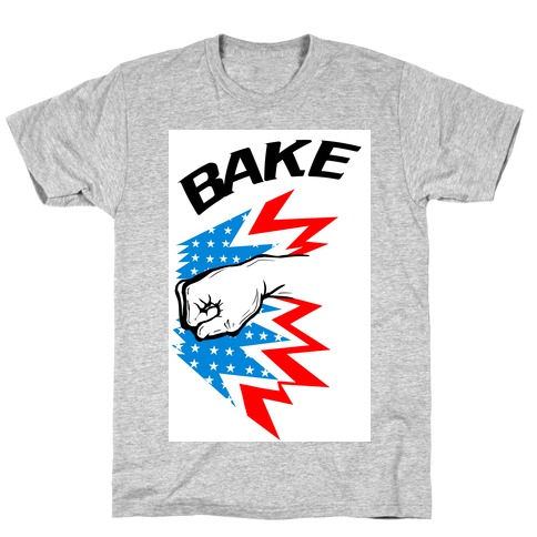 Shake and Bake (Athletic Pt.2) T-Shirt