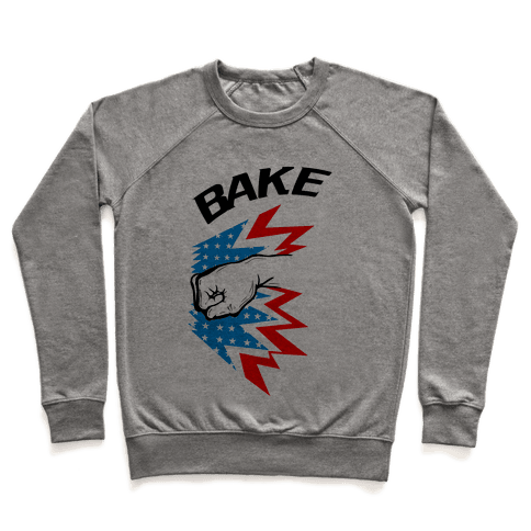 Shake and Bake (Athletic Pt.2) Pullover