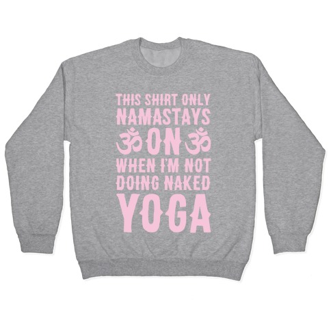 Naked Yoga Pullover