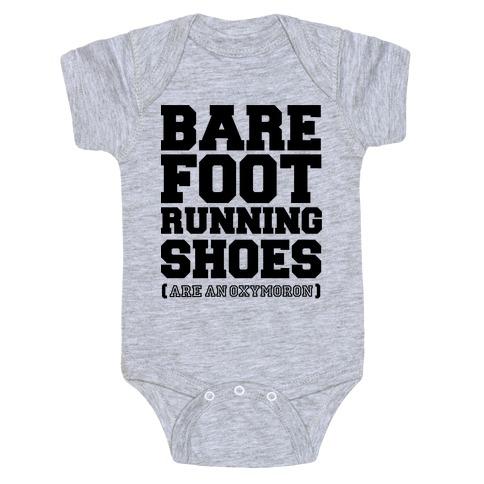 Barefoot Running Baby Onesy