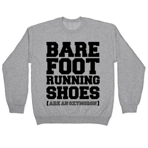 Barefoot Running Pullover