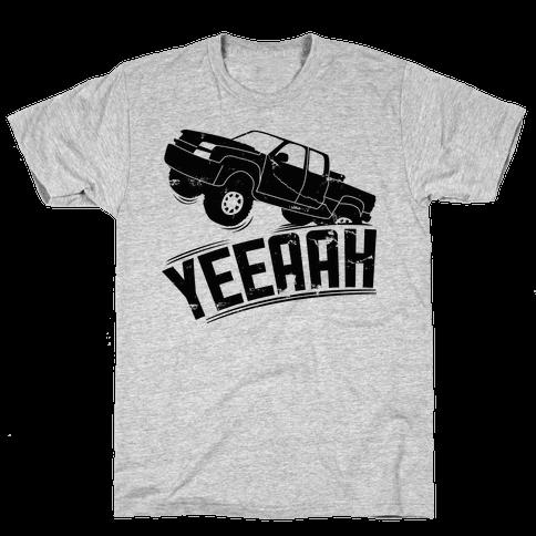 Truck Yeah  Mens T-Shirt