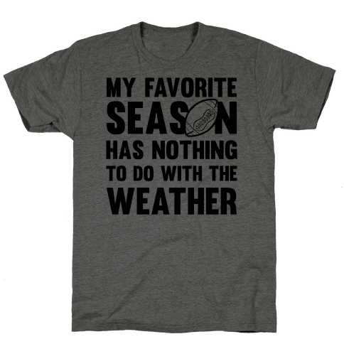 My Favorite Season Has Nothing To Do With The Weather