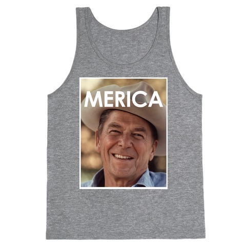 Reagan Merica Tank Top
