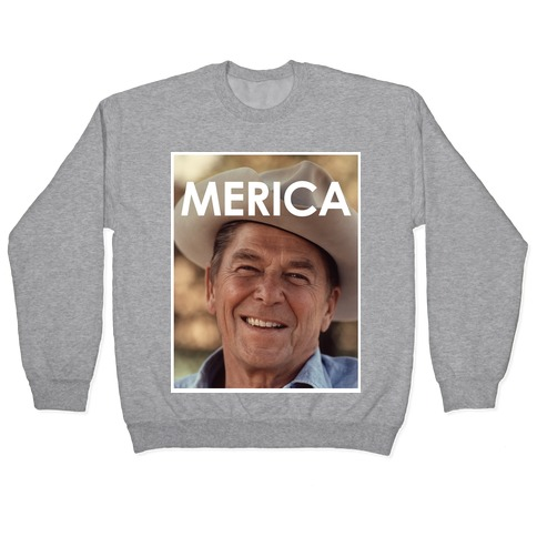 Reagan Merica Pullover