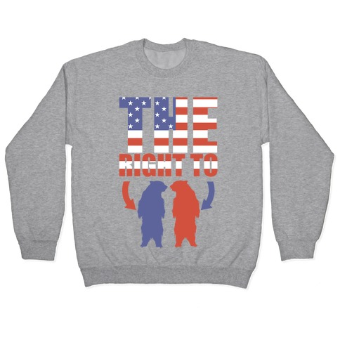 The Right to Bear Arms (Political) Pullover