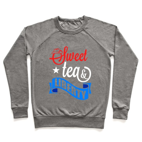 Sweet Tea and Liberty Pullover