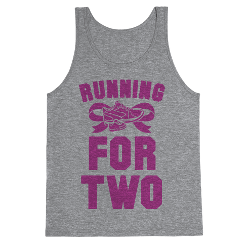 Running for Two Tank Top