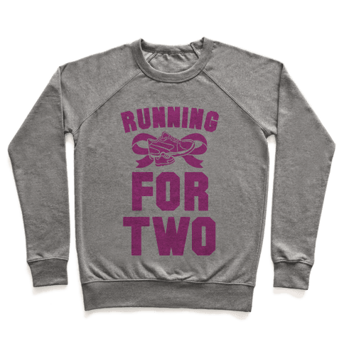 Running for Two Pullover