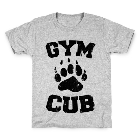 Gym Cub Kids T-Shirt