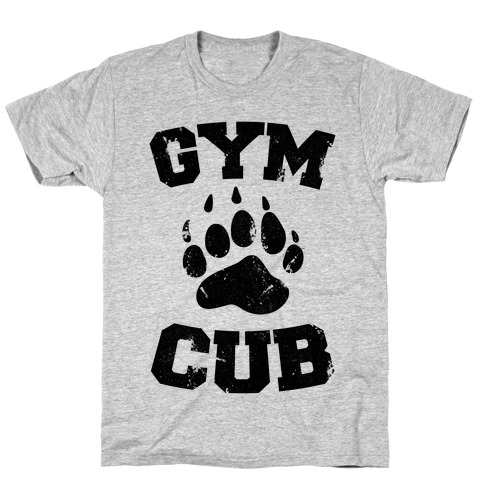 Gym Cub Mens/Unisex T-Shirt