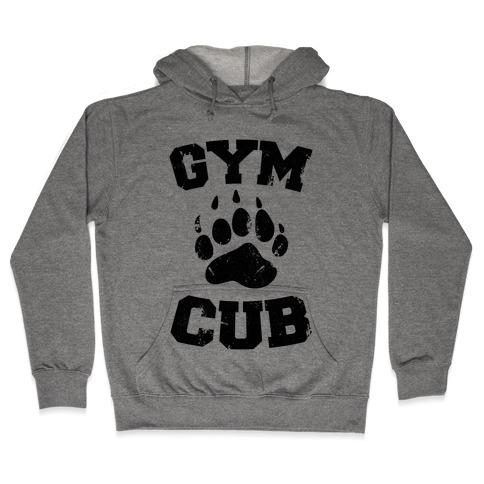Gym Cub Hooded Sweatshirt