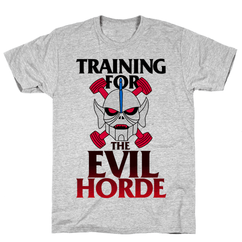 Training For The Evil Horde