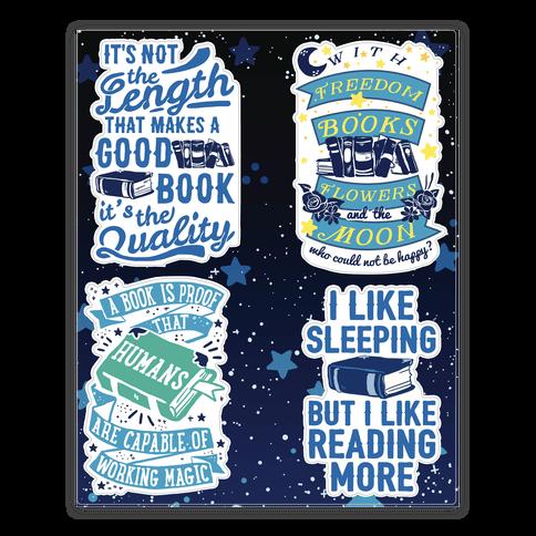 Book Stickers