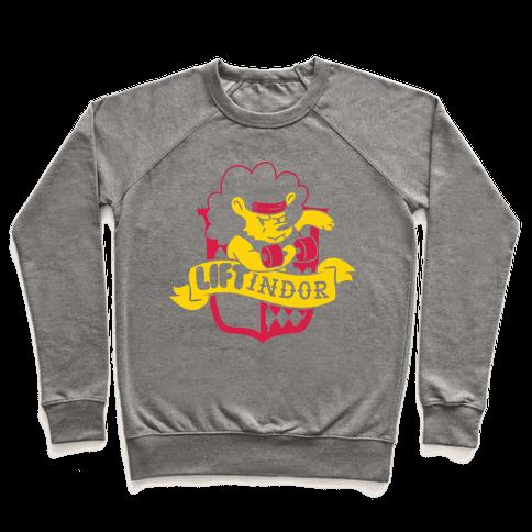 LIFTindor Pullover