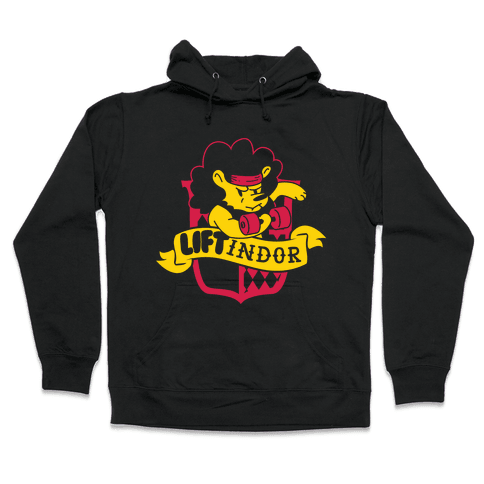 LIFTindor Hooded Sweatshirt
