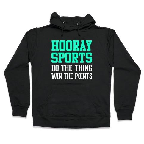 Hooray Sports Hooded Sweatshirt