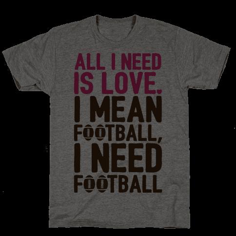 All I Need Is Football