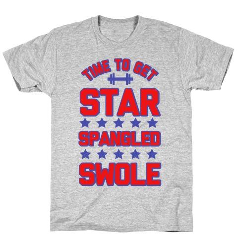 Star Spangled Swole T-Shirt