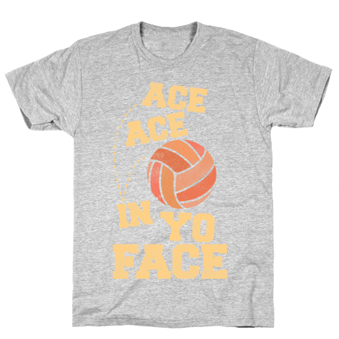 Ace Ace (black) Mens T-Shirt