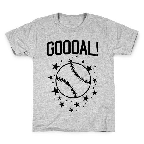 GOOOAL! Kids T-Shirt