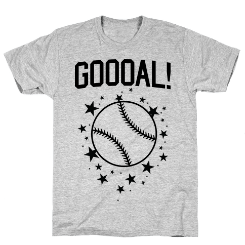 GOOOAL! Mens T-Shirt