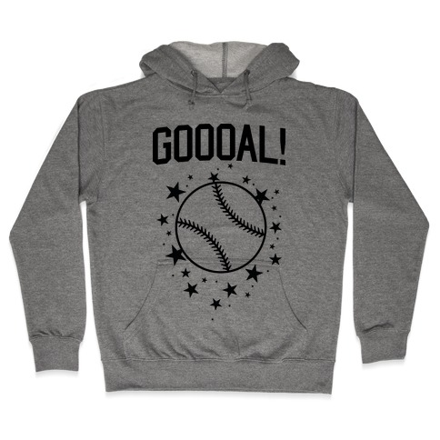 GOOOAL! Hooded Sweatshirt