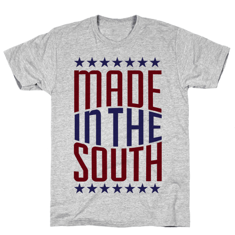 Made in the South Mens T-Shirt