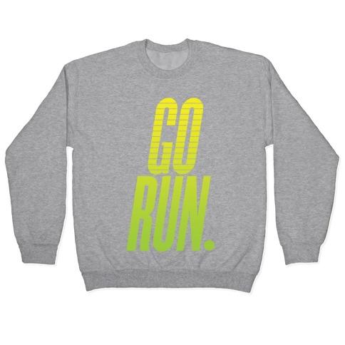 Go Run Pullover