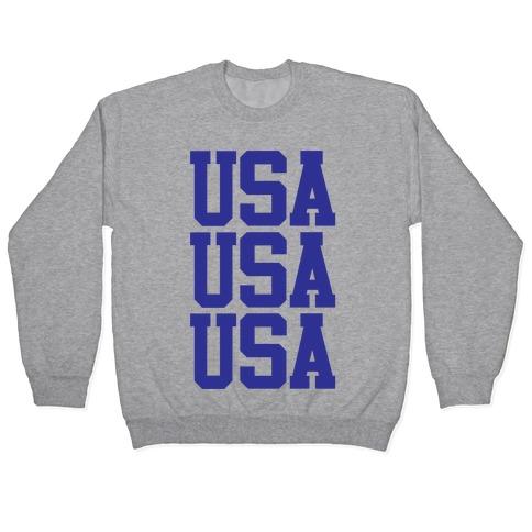 USA Pullover
