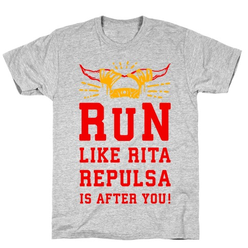 RUN! Like Rita Repulsa is after you! T-Shirt