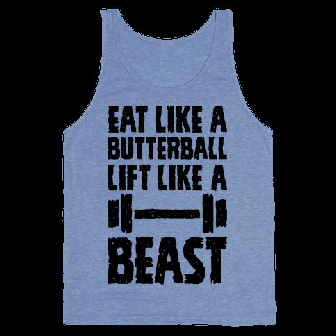 Eat Like A Butterball Lift Like A Beast