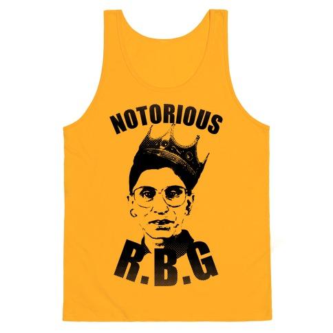 7c91faaa6 Notorious R.B.G. Tank Top | Merica Made