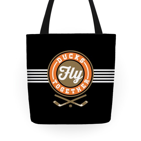 Ducks Fly Together Tote