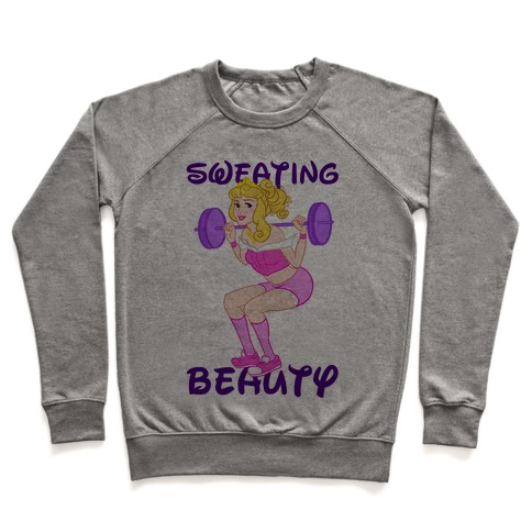 Sweating Beauty Pullover