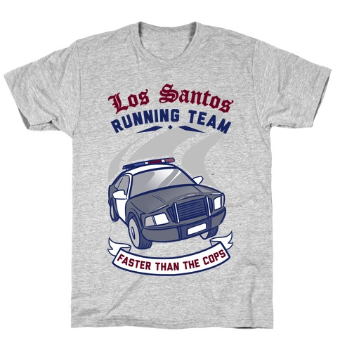 Los Santos Running Team T-Shirt