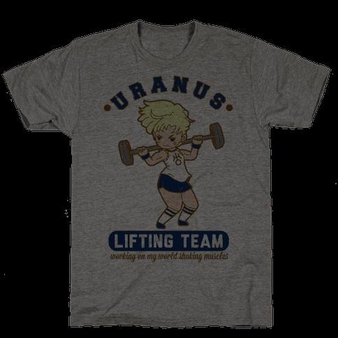 Uranus Lifting Team