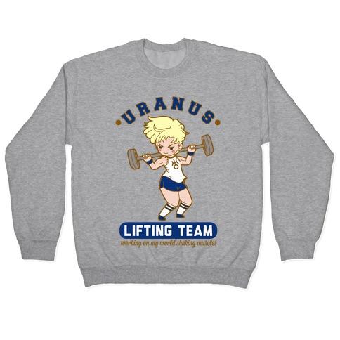 Uranus Lifting Team Pullover