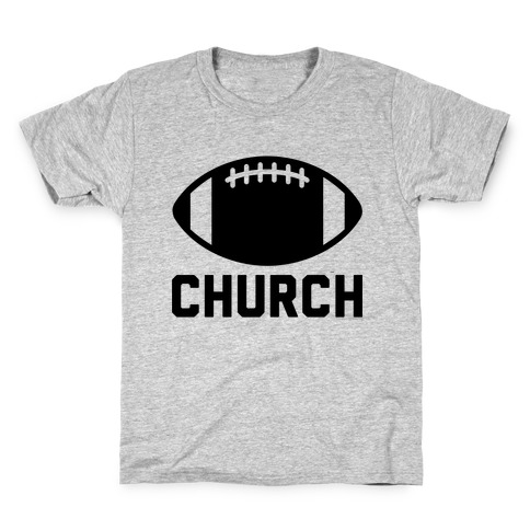 Football Church Kids T-Shirt