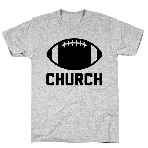 Football Church T-Shirt
