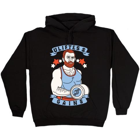 Uliftes S. Gains Hooded Sweatshirt