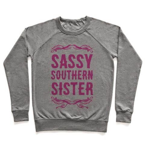 Sassy Southern Sister Pullover