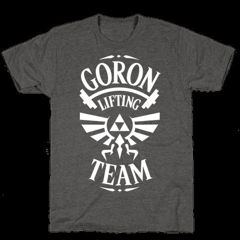 Goron Lifting Team