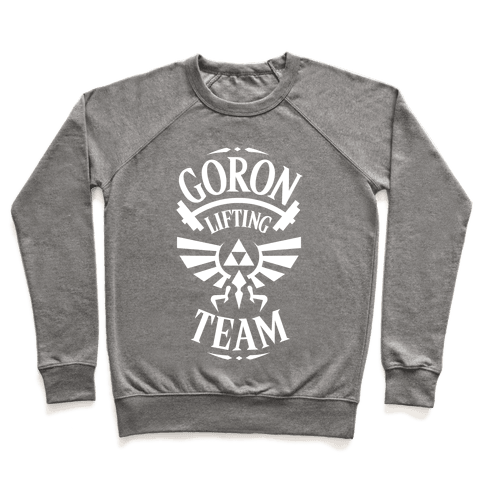 Goron Lifting Team Pullover
