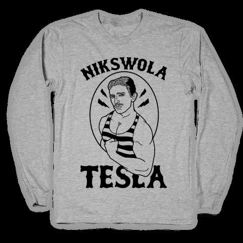 Nikswola Tesla Long Sleeve T-Shirt