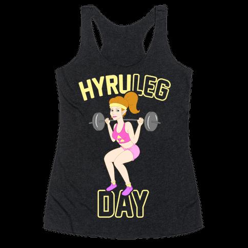 HyruLEG DAY